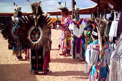 Each of Arizona's 21 tribes has different Tribal Laws